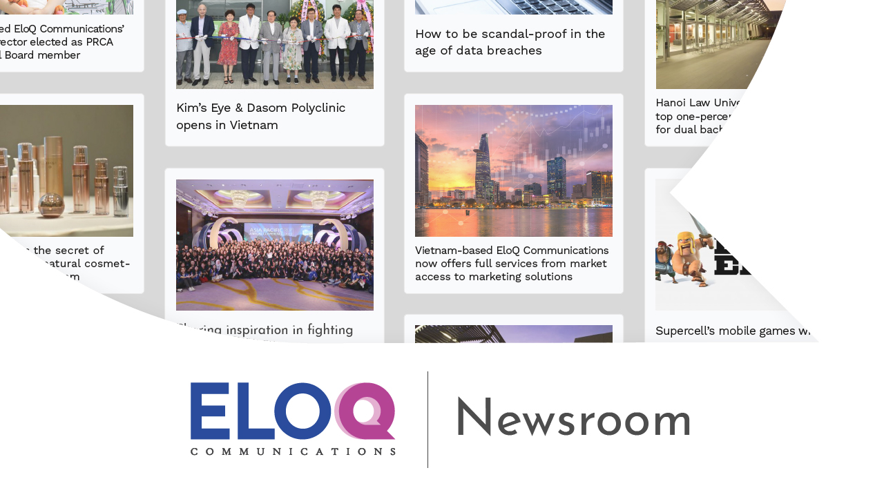 Vietnam-based EloQ Communications officially launches EloQ's Newsroom – EloQ