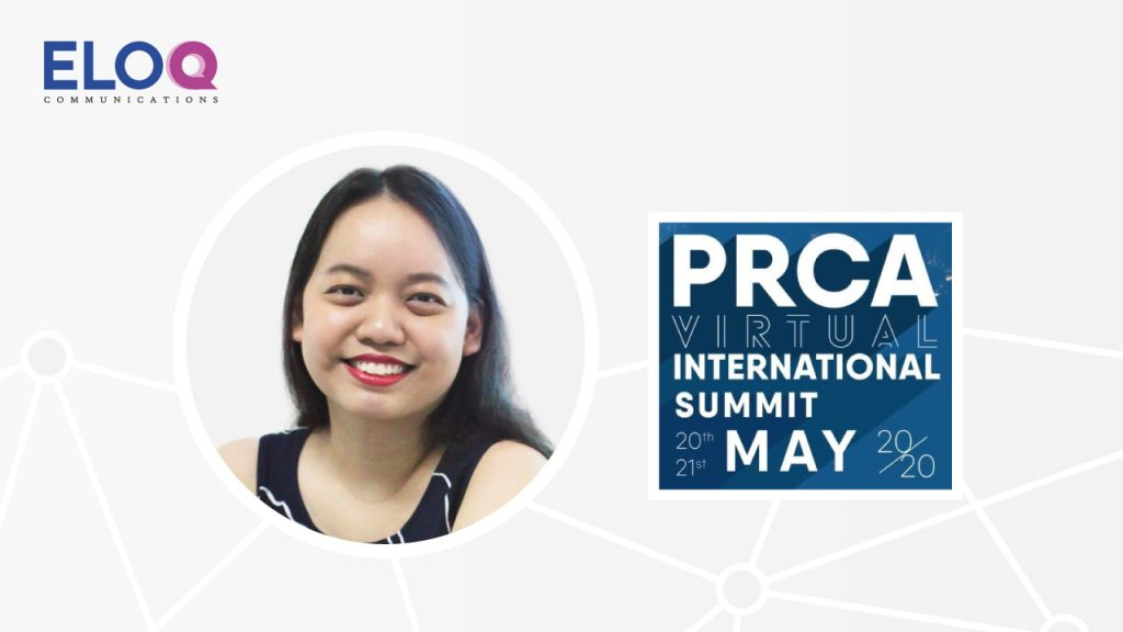 Vietnam-based EloQ Communications's managing director joins PRCA's first virtual international summit as a keynote speaker.